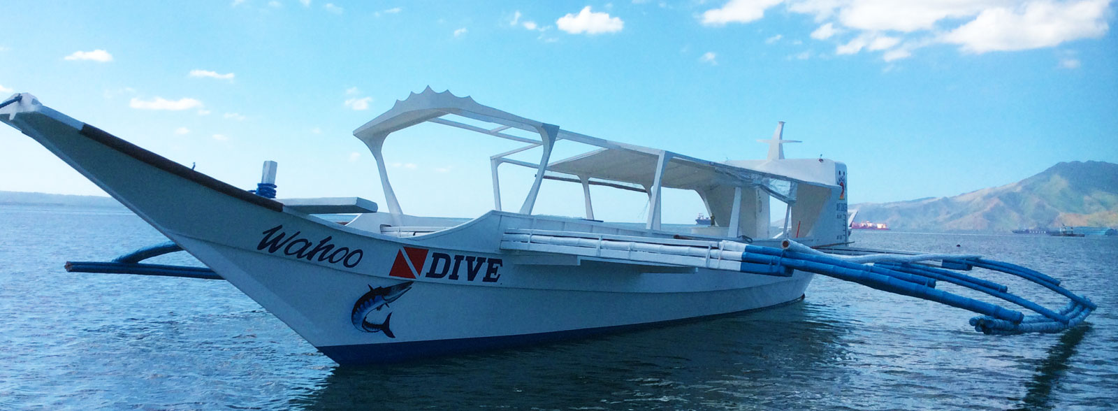 mangos dive center dive boat subic bay philippines
